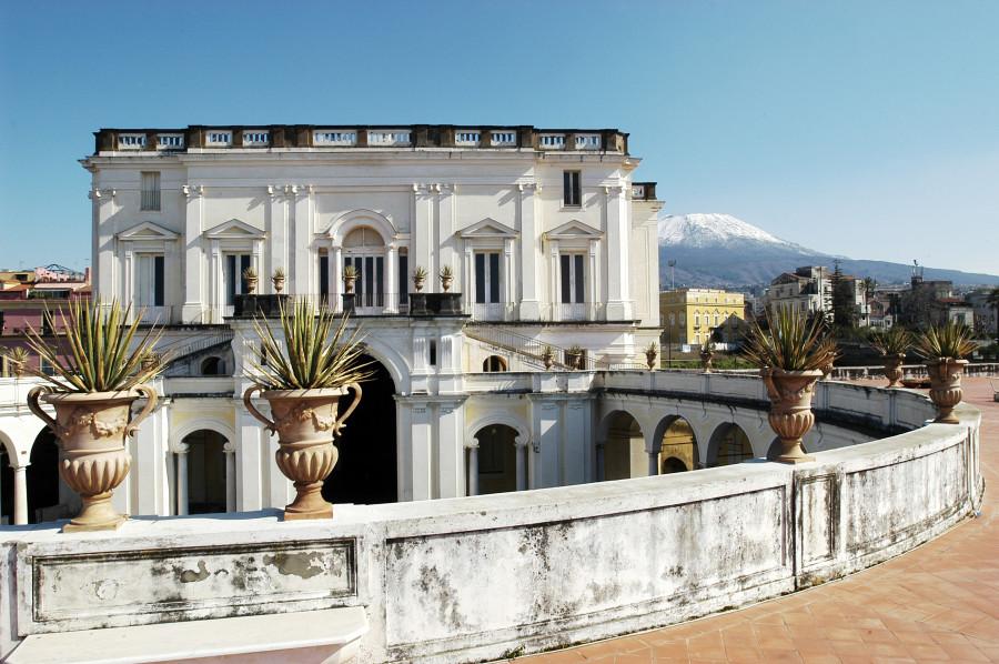 Matrimonio In Villa Campolieto : Il territorio azienda vinicola sannino