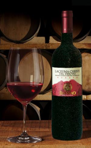 lacryma rosato lavica 0,75